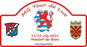 MG Tour Luxembourg 2015